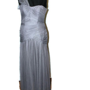 WToo Size 12 Pewter Bridesmaid Prom Mother of Groo